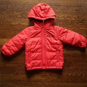 18M puffy jacket